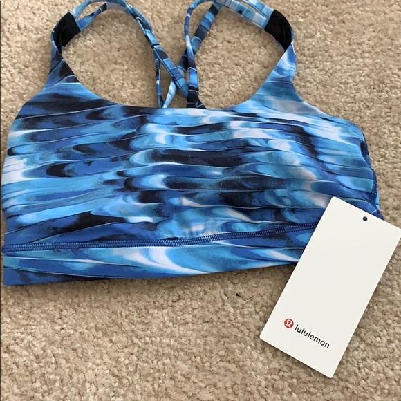 cf43ecb491bc lululemon athletica Intimates & Sleepwear   Nwt Lululemon Energy Bra ...